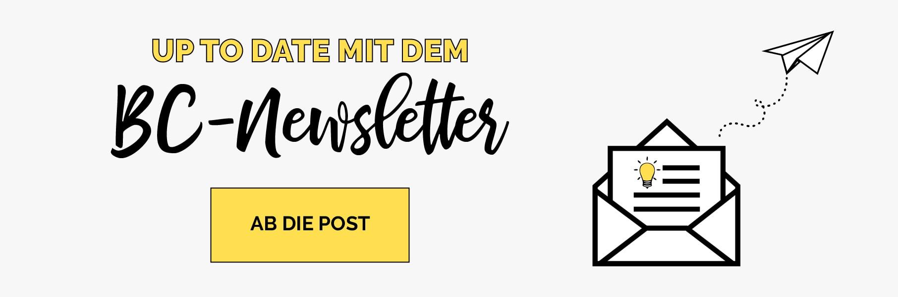 Blogger-Coaching Newsletter - Anmelden und über neue Blogbeiträge, Kurse, Coachings und Gesetzesänderungen informiert bleiben!