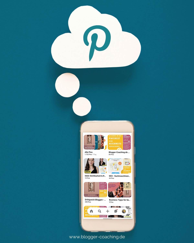 Pinterest SEO - 7 Tipps für ein besseres Ranking | Blogger-Coaching.de - Tipps & Kurse für Blogger