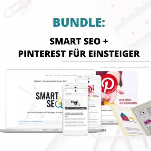 BUNDLE: Smart SEO + Pinterest für Einsteiger   Blogger-Coaching.de - Tipps & Kurse für Blogger