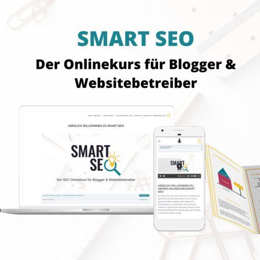🔍 Smart SEO Onlinekurs inkl. SEO Coaching | Blogger-Coaching.de - Tipps & Kurse für Blogger