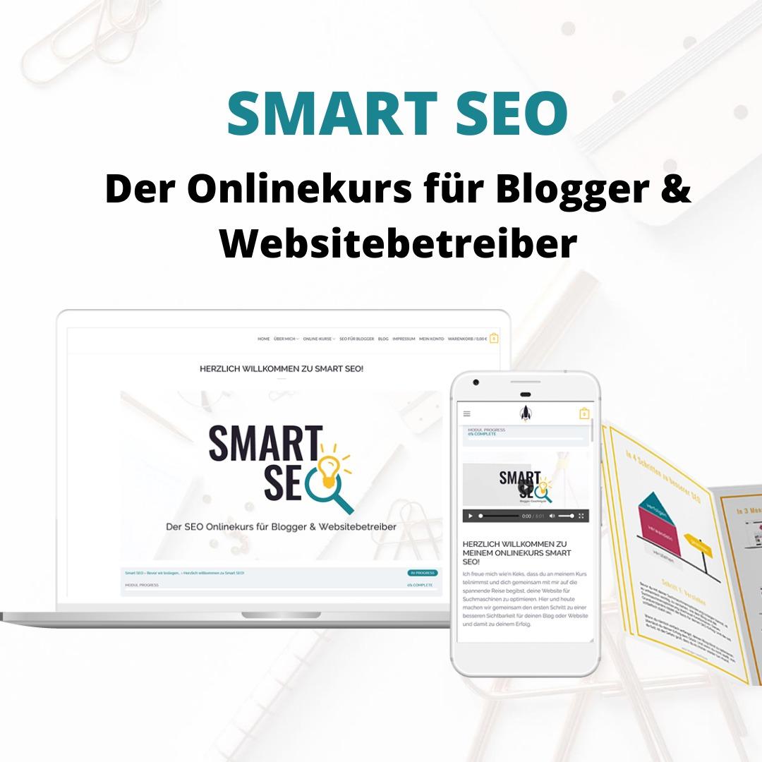 SEO Kurs & SEO Coaching - Mehr Leser & Kunden mit Smart SEO | Blogger-Coaching.de