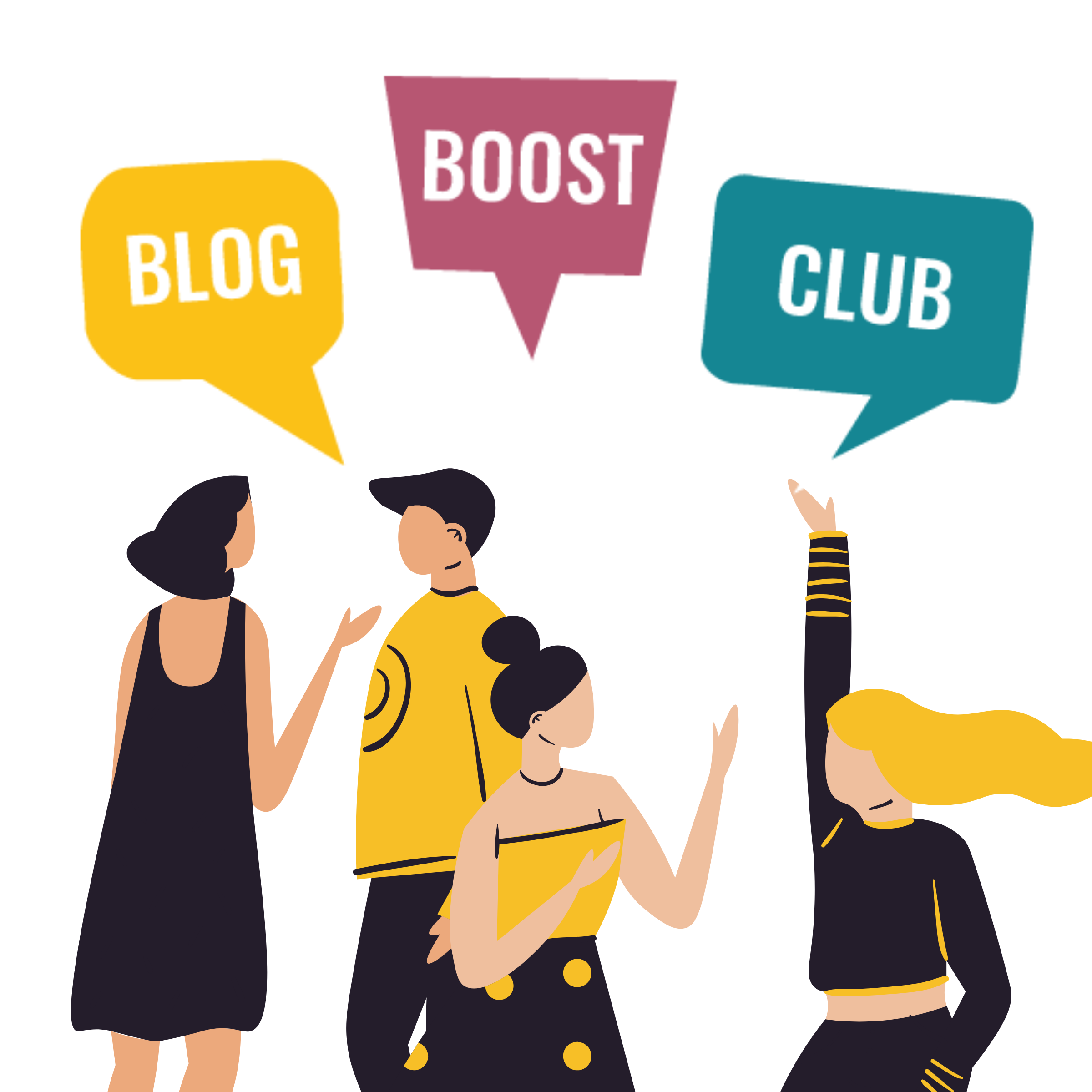 BlogBoost Club - Erfolgreich Bloggen leicht gemacht!   Blogger-Coaching.de - Tipps & Kurse für Blogger